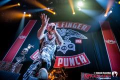 Five Finger Death Punch @ Hovet (20131108)
