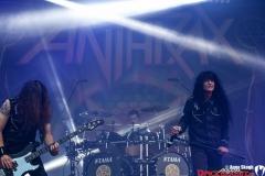 Anthrax @ SRF 2016 (20160611)