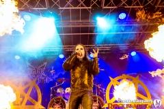 Dark Funeral @ Metallsvenskan 2016 - 2016-06-03