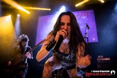 Franric Amber @ Gefle Metal Festival (20160716)