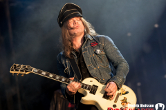Hellacopters @ SRF 2016 (20160610)