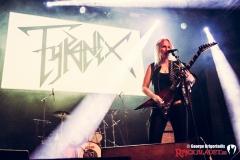 Tyranex @ Gefle Metal Festival (20160715)