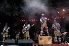 Blechblosn @ Wacken Open Air 2017-08-02