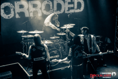 CORRODED @Sticky Fingers (11-11-2016)