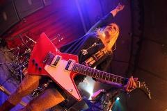 Crucified Barbara @ Bad Blood Night (2013-03-09)