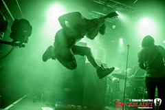 Every Time I Die @ Klubben (20150305)