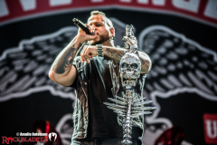 Five Finger Death Punch - Tons of Rock 2017 (Feat. Tommy Vext)