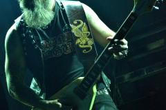 Grand Magus , Behemoth och Amon Amarth Göteborg 16/12-016