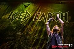 Iced Earth @ Tele2 Arena (2013-11-26)