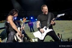 Metallica - Ullevi - 20110703