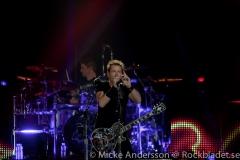 Nickelback @ Globen (2012-09-12)