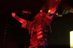Rob Zombie & Manson @ Hovet (2012-12-05)