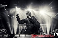 Slipknot @ Forum, Köpenhamn (20150212)