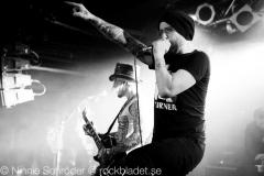 SuperCharger @ Debaser Slussen (2013-02-07)