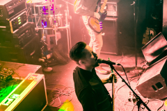 White Limo @Sticky Fingers (2016-11-11)