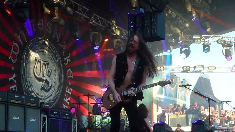 Whitesnake @ Grönan 2013-06-05 1 av 11