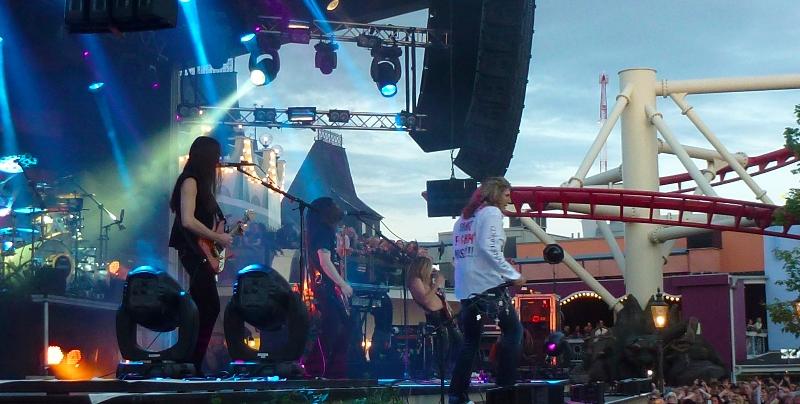 Whitesnake @ Grönan 2013-06-05 7 av 11