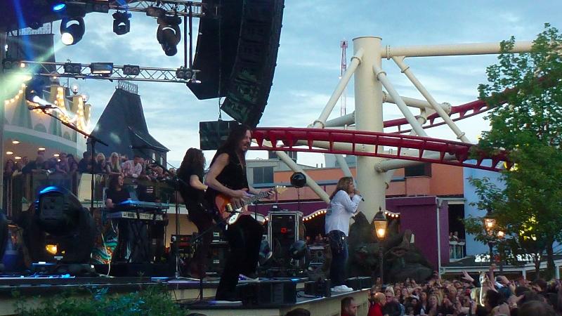Whitesnake @ Grönan 2013-06-05 9 av 11