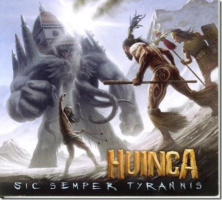 Huinca Sic Semper Tyrannis Album