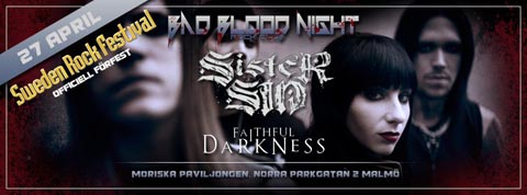 ANNONS - BAD BLOOD NIGHT - Event
