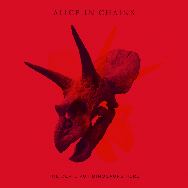 AliceInChains-TheDevilPutDinasaursHere-Cover