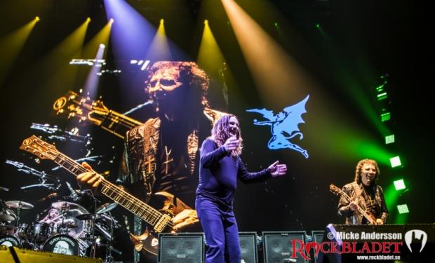 Black Sabbath - Friends Arena 2013-11-22