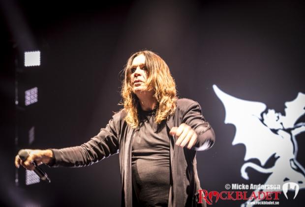 Black Sabbath - Friends Arena - 2013-11-22