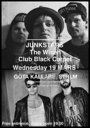 junkstars_thewiser_blackcarpet