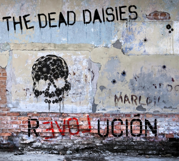 TheDeadDaisies-Revolution-Cover
