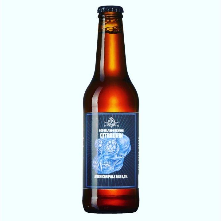 Citravain-beer-odd-island-brewing