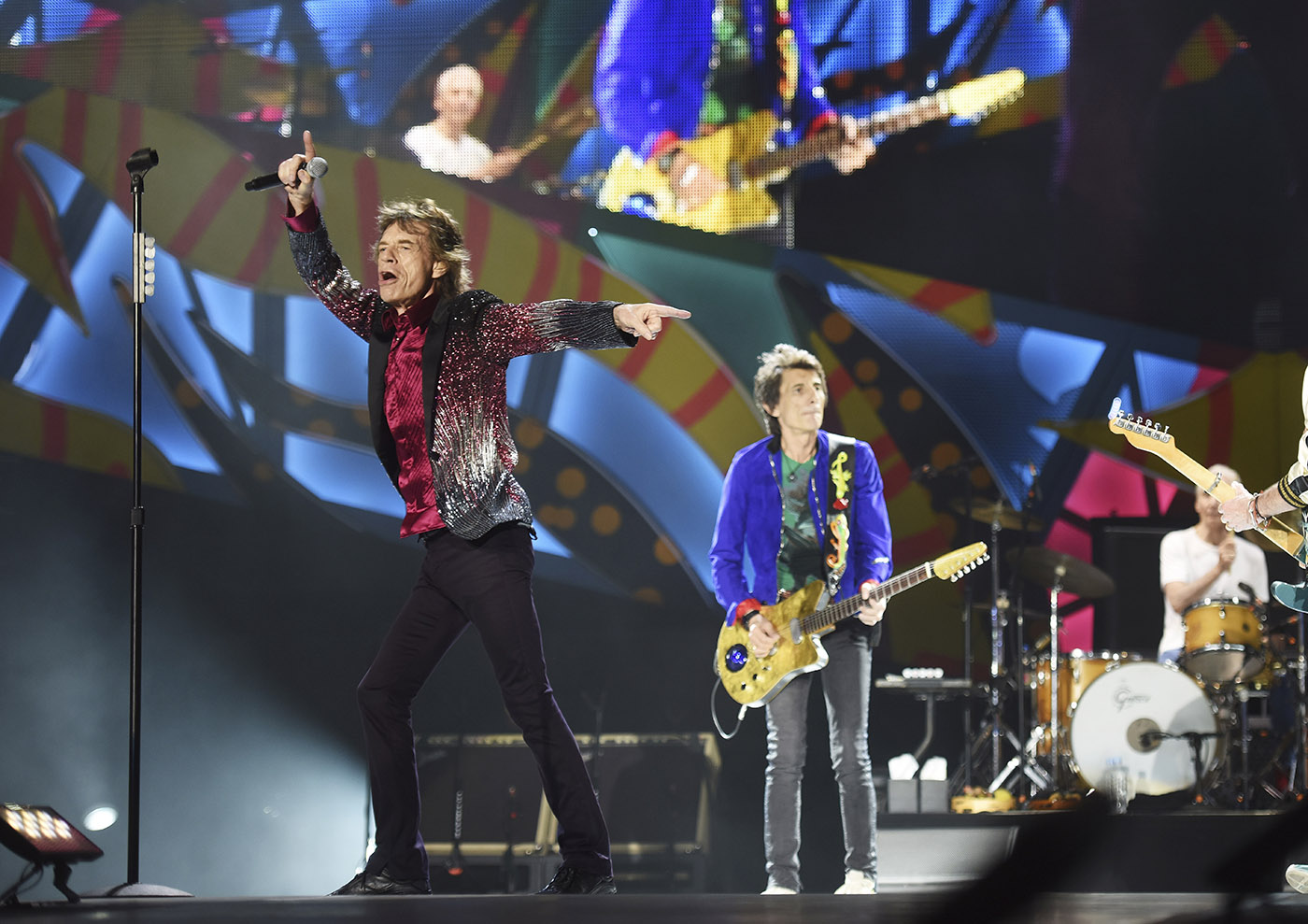 The Rolling Stones Concert in Cuba